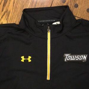 LG Towson Under Armour HeatGear sweatshirt